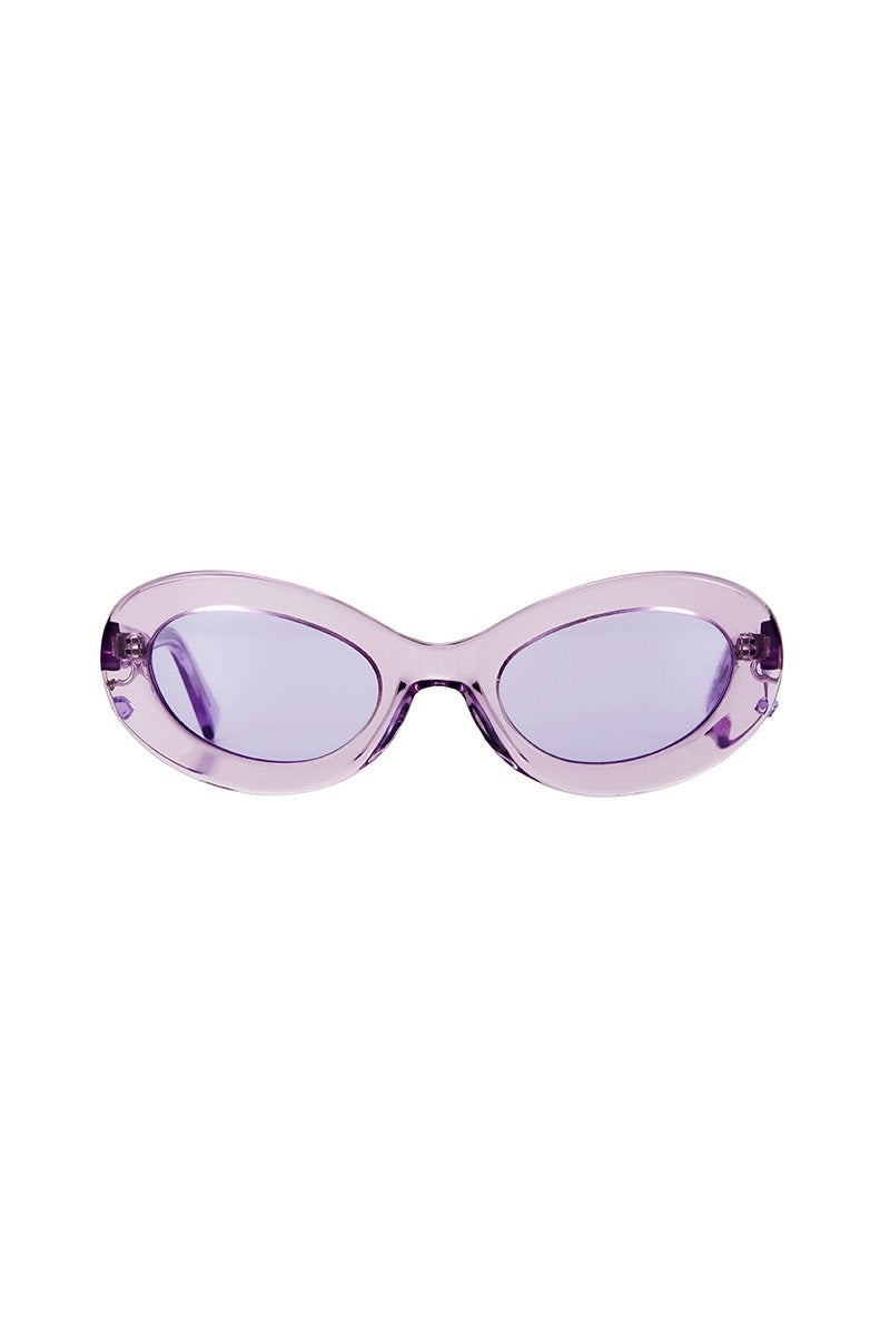 POMS 'Giro' Sunglasses – Lilac - THENINETYNINE