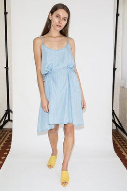 NEUW 'Owen' Dress – Washed Tencel - THENINETYNINE