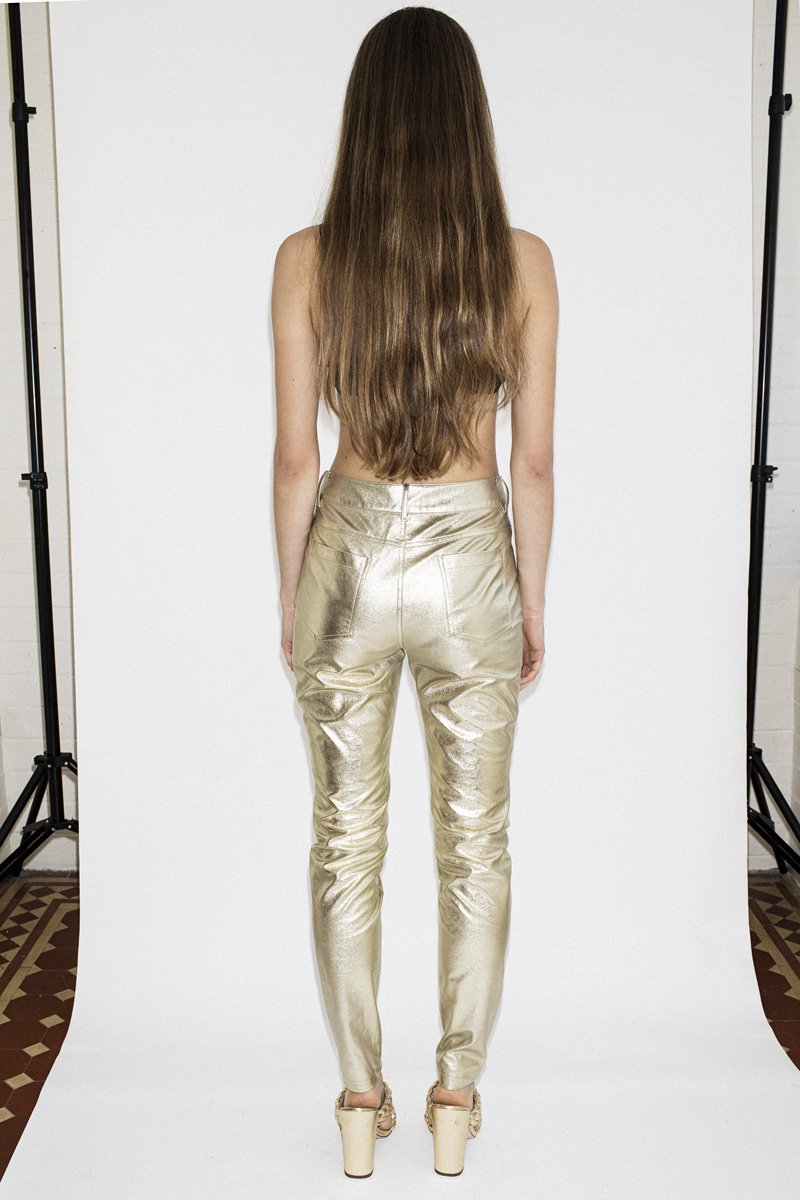 LENNI 'Astral' Jeans – Gold