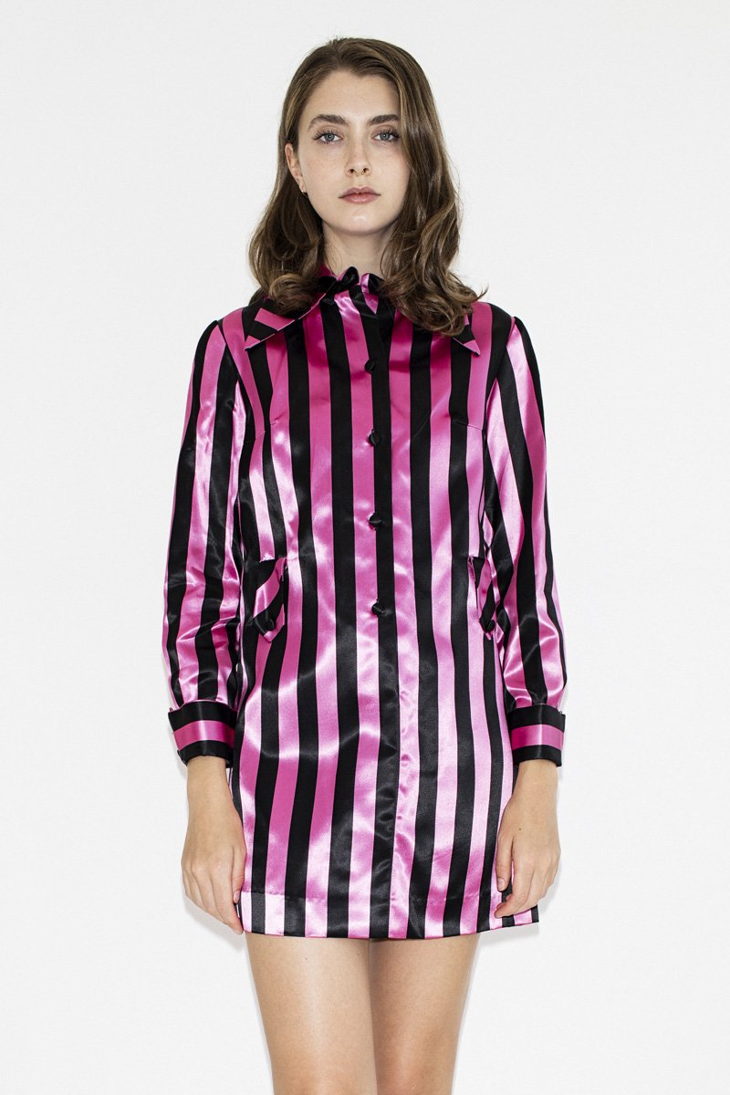 Vintage Candy Stripe Jacket