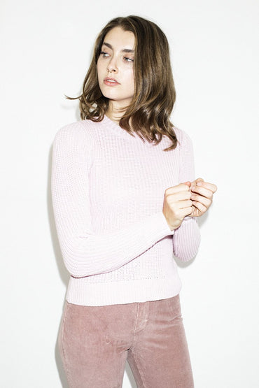 ROLLA'S Sailor Sweater – Lilac - THENINETYNINE