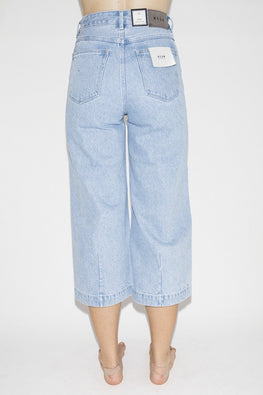 NEUW Paris Crop Jeans – Fille Blue - THENINETYNINE