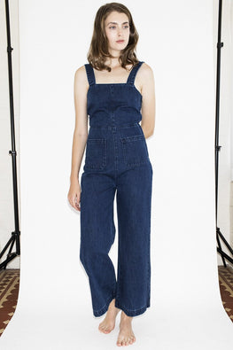 Rolla's Sailor Jumpsuit – Harbour Blue