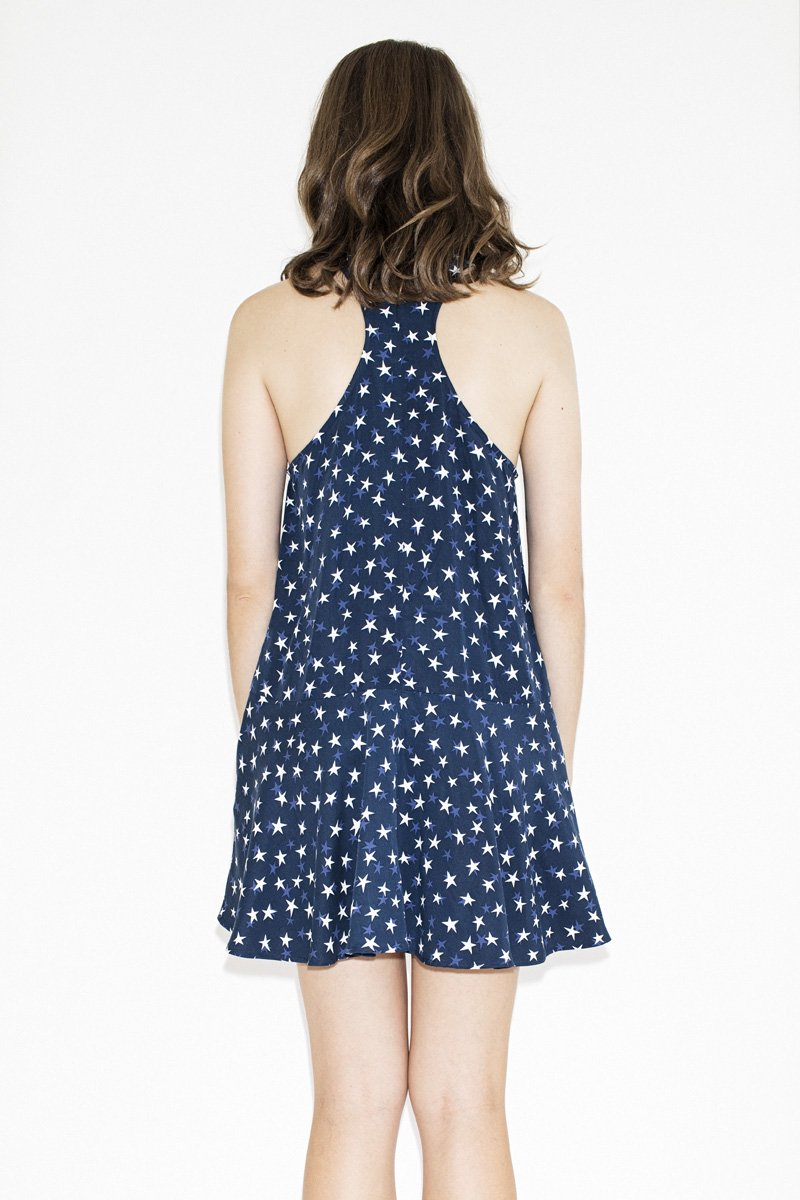 NEUW 'Camille' Dress – Night Sky - THENINETYNINE