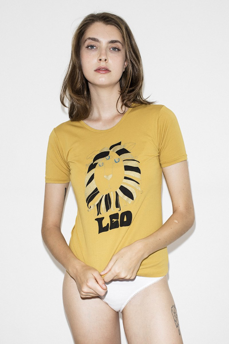 Sugarhigh Lovestoned 'Leo' Horoscope T-shirt