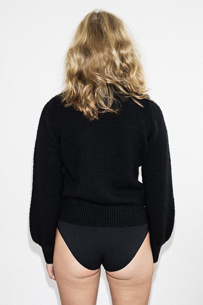 ROLLA'S Gigi Sweater – Black - THENINETYNINE