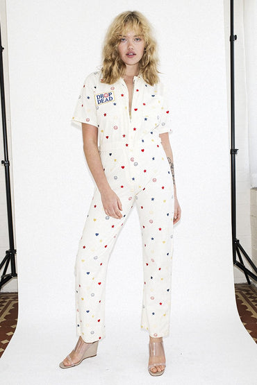 Sugarhigh Lovestoned 'Drop Dead' Coveralls - THENINETYNINE
