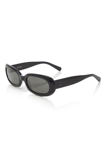 POMS 'Retta' Sunglasses – Black with Onyx - THENINETYNINE