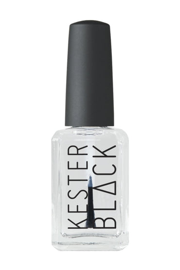 Kester Black Top and Base Coat in Clear - THENINETYNINE