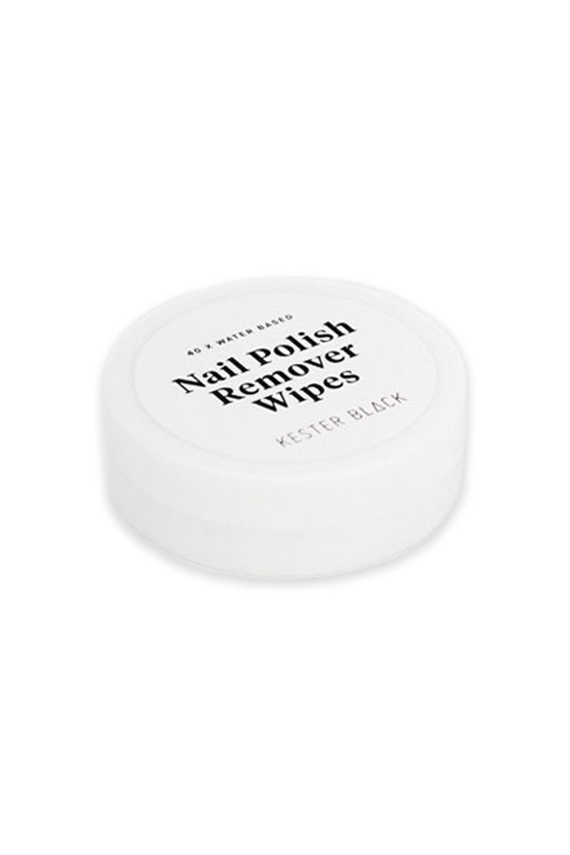 Kester Black Nail Polish Remover Wipes - THENINETYNINE