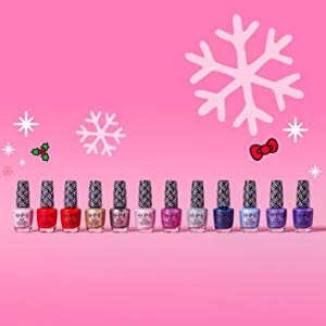 OPI Hello Kitty Holiday 2019 Collection is a Must-Have