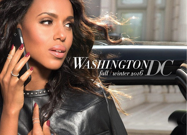 Washington DC Fall Winter 2016 Collection by OPI