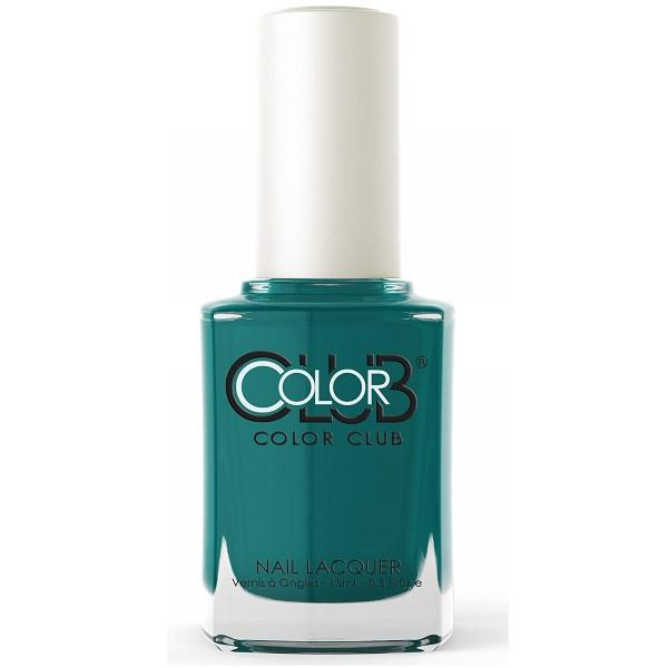 teal for two - color club - nail polish
