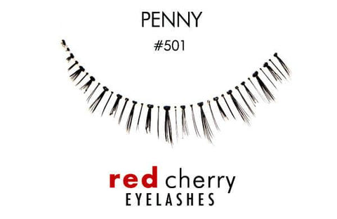 Red Cherry Lashes 747L - Phoebe