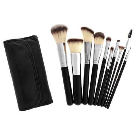 Crown Pro 14 Piece Deluxe Studio Brush Set - 502