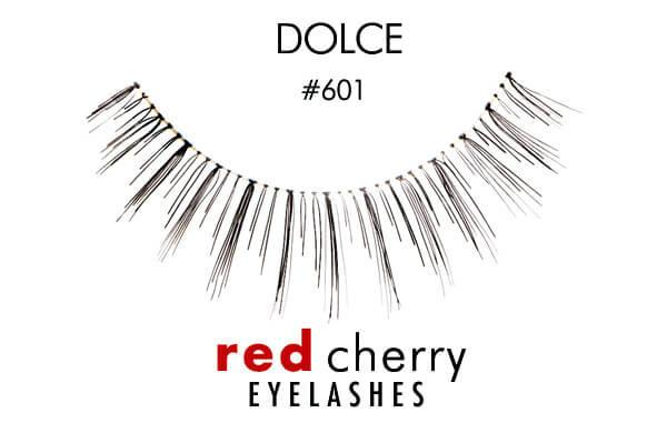 Red Cherry Lashes 601 - Dolce