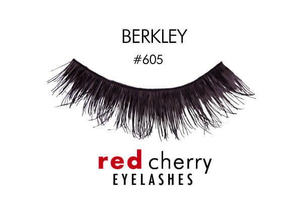 Red Cherry Lashes 605 - Berkley