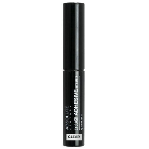 brush on lash adhesive clear - absolute new york - lash glue