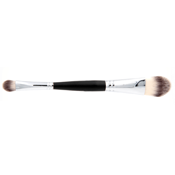 AC010 Deluxe Foundation Camoflage Brush - crown brush - makeup brushes 2