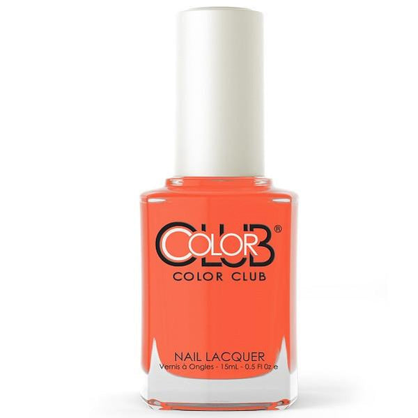 catch a fire - color club - nail polish