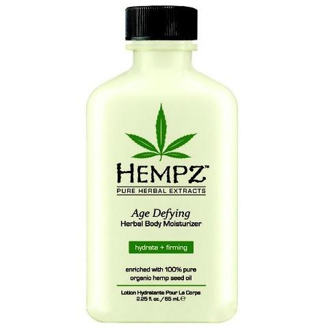 hempz mini age defying herbal moisturizer - hempz - body moisturizer
