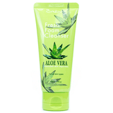aloe fresh foaming cleanser - the crème shop - facial cleansers