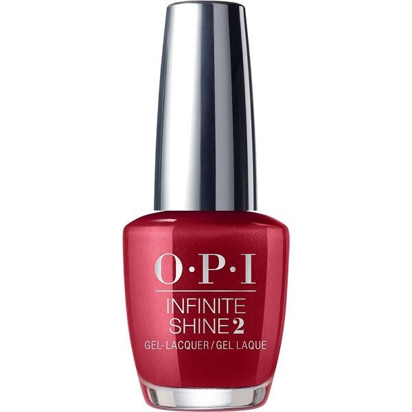 An Affair In Red Square - opi infinite shine - nail lacquer