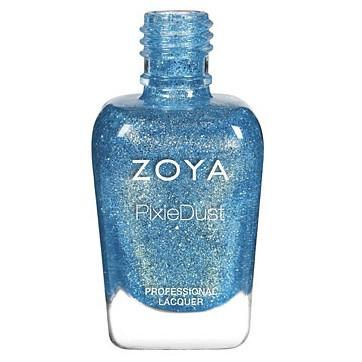 bay pixie dust - zoya - nail polish