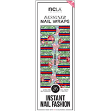 bed of riches - ncla - nail wraps