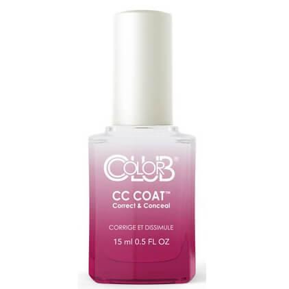 protect cc coat - color club - nail treatment