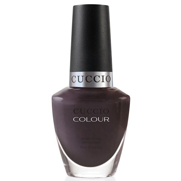 smoking gun - cuccio - nail polish