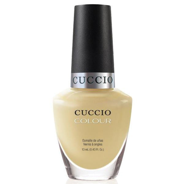 trust yourself - cuccio - nail polish