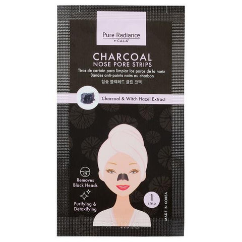 Rude Cosmetics Suck'Em Out Charcoal Blackhead Nose Pack