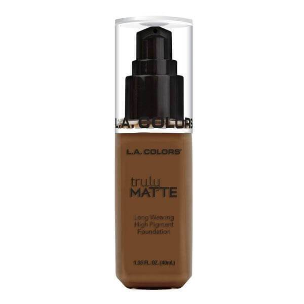 LA Colors Truly Matte Foundation