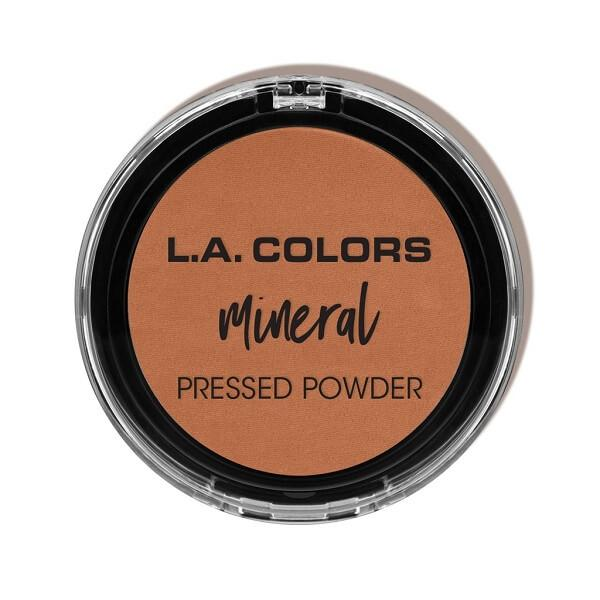 LA Colors Mineral Pressed Powder