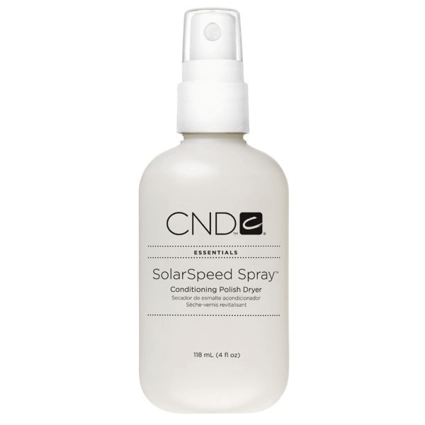 solarspeed spray - cnd - quick dry