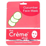 cucumber face mask - the crème shop - face mask