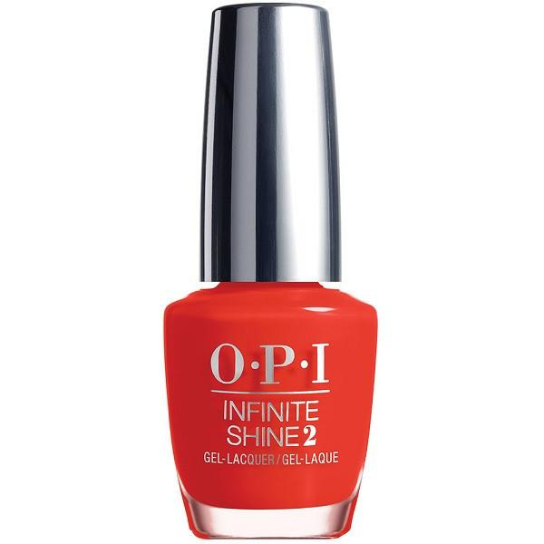 can't tame a wild thing - opi infinite shine - nail lacquer
