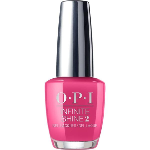 Cha-Ching Cherry - opi infinite shine - nail lacquer