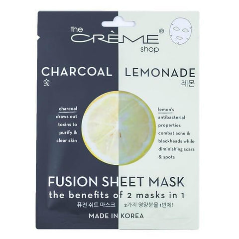 The Creme Shop Rose Water Face Mask