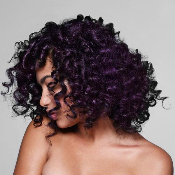 Color Kissed Hairspray - hair spray - temporary hair color violet