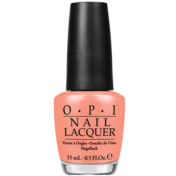 crawfishin' for a compliment - opi - nail polish