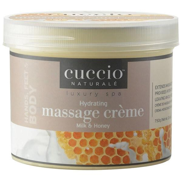 Cuccio Massage Creme Milk and Honey 26 oz.
