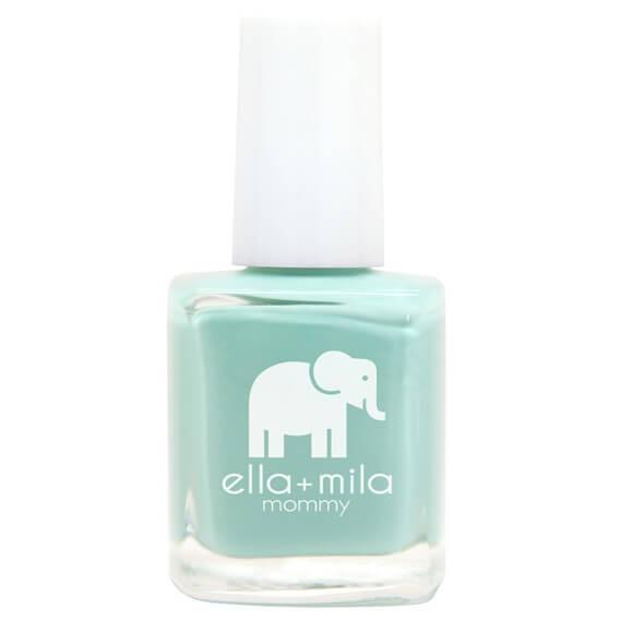 don't be blue  - ella+mila - nail polish