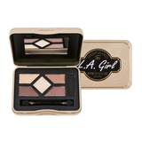 inspiring eyeshadow palette - LA Girl - eyeshadow