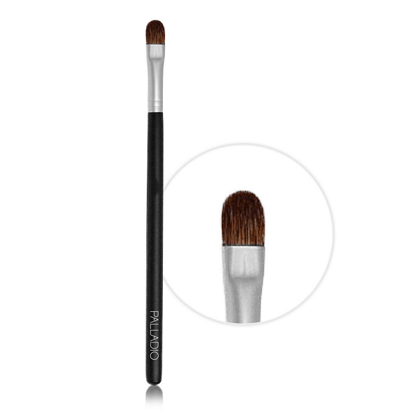 flat shadow brush - palladio - makeup brush