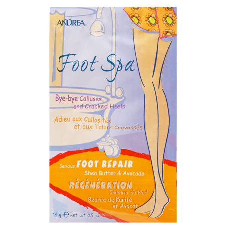 foot spa root repair shea butter & avocado - andrea - spa