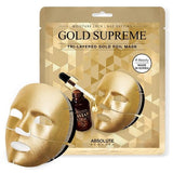 Absolute New York Gold Supreme Tri-Layered Mask