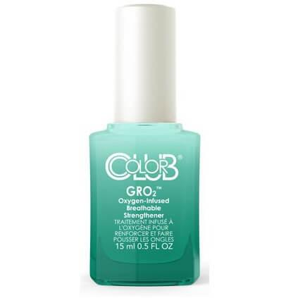 peaceful gro2 - color club - nail treatment