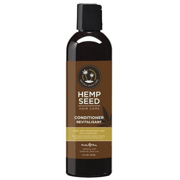 hemp seed conditioner - earthly body - conditioner
